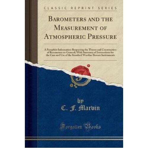 Barometers and the Measurement of Atmospheric Pressure