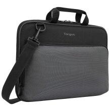 """Targus Work-in Essentials notebook case 35.6 cm (14"""") Briefcase Black,Grey"""