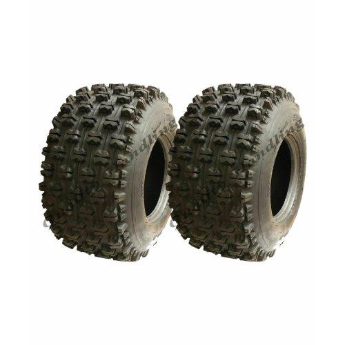 Slasher quad tyres 22x11.00-9 Wanda Race tyre Emarked tyres - set of 2