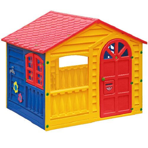 Palplay Plastic Children's Playhouse