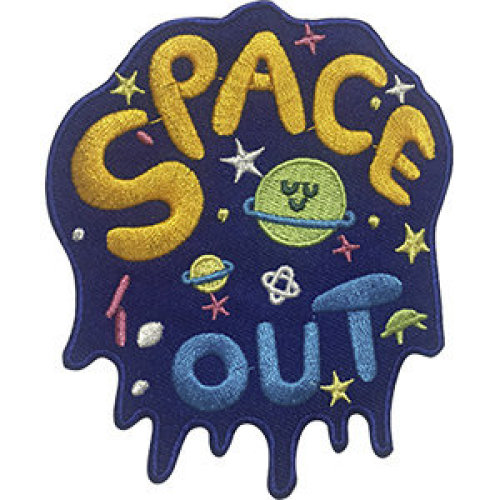 Patch - Space - Space Out Icon-On p-dsx-4820