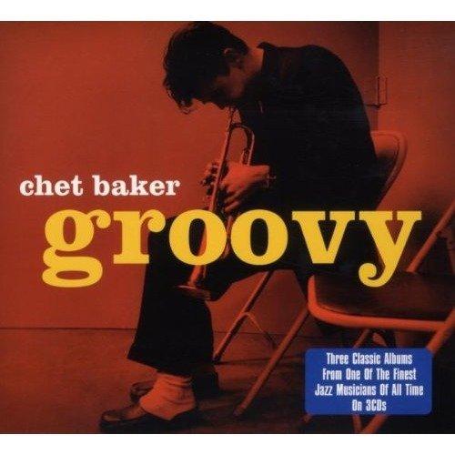 Chet Baker - Groovy [CD]