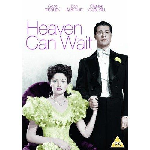 Heaven Can Wait [dvd] [1943]