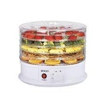 Food Dehydrator Sogo DAL-SS-10460 250W White