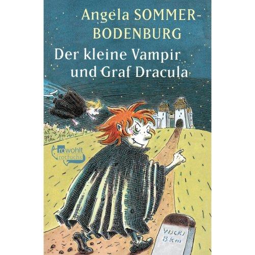 Der kleine Vampir und Graf Dracula.