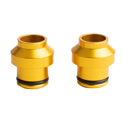 (15 X 110 MM, Gold) SeaSucker HUSKE Thru-Axle Plugs