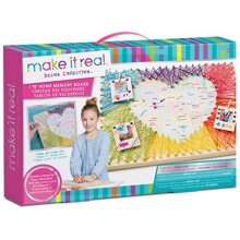 """I """"Heart"""" Home Memory Board USA Map and Map Pins craft for Kids"""