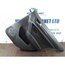 Golf Mk7 #5 5 Door 2012-2020 Door Card Inner Trim Panel (rear Driver) 5g6867212 - Used