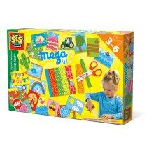 SES Creative Children's I Learn to Use Scissors Mega Set