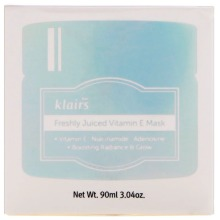 Dear, Klairs, Freshly Juiced Vitamin E Mask, 90ml