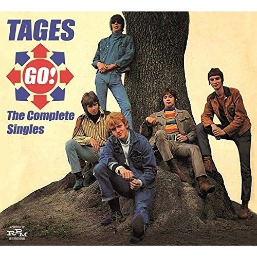 Tages - Go! the Complete Singles [CD]