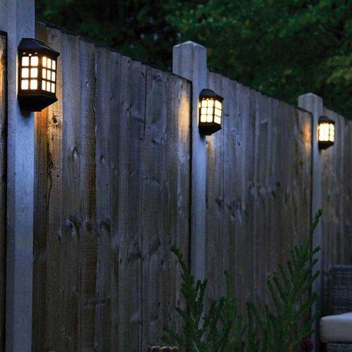 Deluxe LED Solar Lights