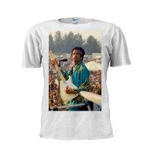 Jimi Hendrix Music Legend T Shirt Trendy Men Women Unisex Shirt