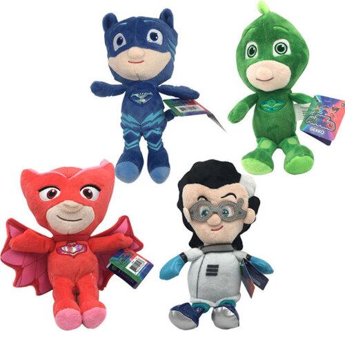 4pcs PJ Masks Plush Toy