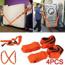 Lifting Hands Shoulder Straps Safe Moving Harness Belts Moving Furniture Removal