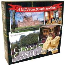 Glamis Castle Scottish Shortbread Handmade Gift Box