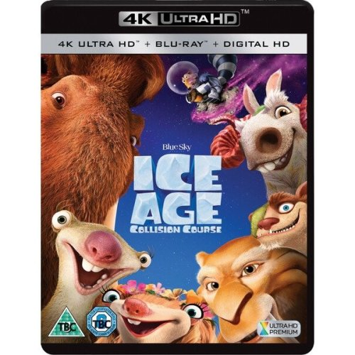 Ice Age 5 - Collision Course 4K Ultra HD [2016]