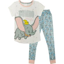 Womens Dumbo The Elephant Pyjamas
