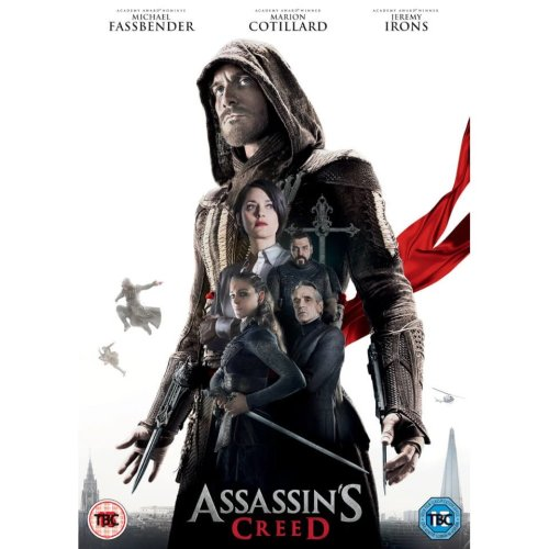 Assassins Creed DVD [2017]