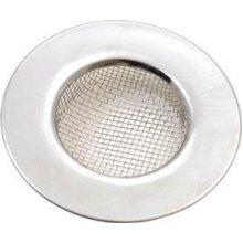 Mini Stainless Steel Sink Strainer - Tala Bath Plug Trap Hair Hole Basin Cover -  strainer stainless steel sink tala bath plug trap hair mini hole