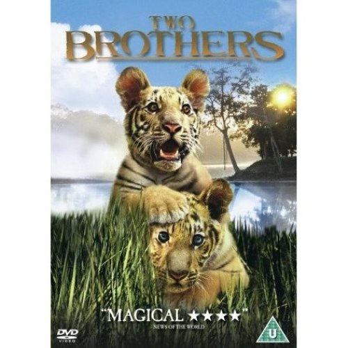 Two Brothers DVD [2004]