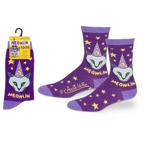 Grump Men/'s New 12692 Socks Archie McPhee