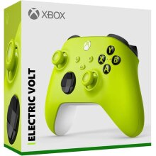 Electric Volt Green Wireless Xbox Controller