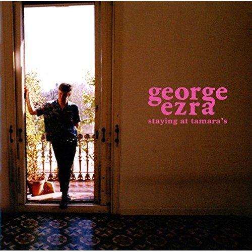 George Ezra - Staying At Tamara's   CD Album