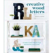 Creative Wood Letters - Used
