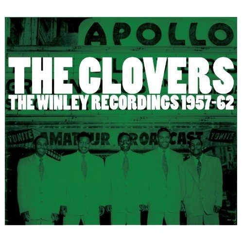 The Clovers - the Winley Recordings 1957-62 [CD]