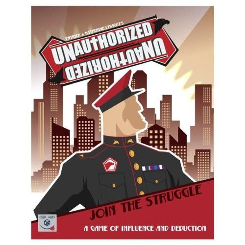 Unauthorized, Join The Struggle Book