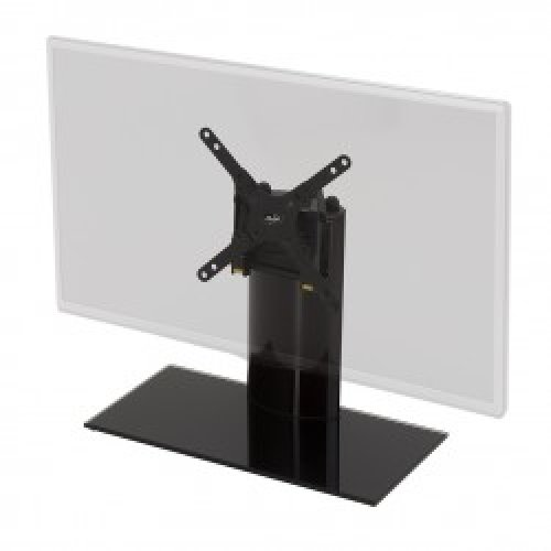 """King Universal Table Top Replacement Pedestal TV Base Stand for up to 32"""" inch"""