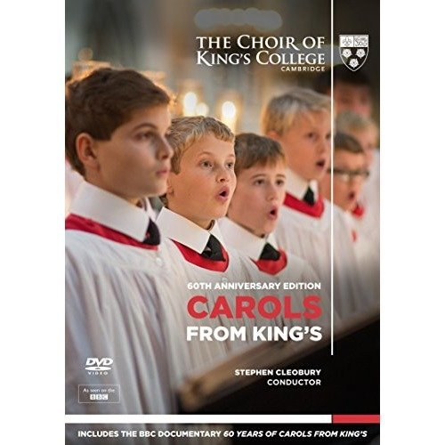 the Choir of Kings College Cambridge - Carols from Kings