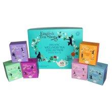 English Tea Shop Organic Wellness Collection Tea Bag Gift Tray