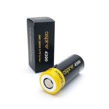 Aspire INR 26650 4300mAh Rechargeable Battery 3.7V Li-ion
