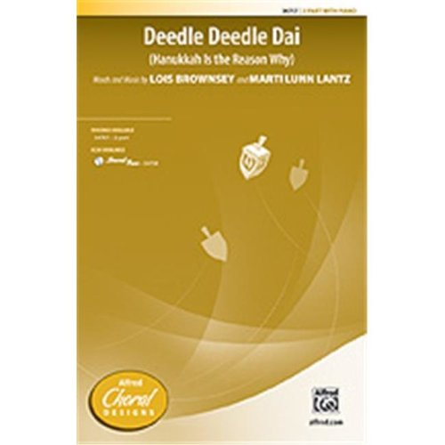 Alfred 00-34758 DEEDLE DEEDLE DAI-STRX CD