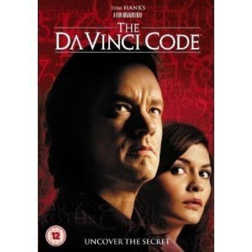 The Da Vinci Code DVD [2014] - Used