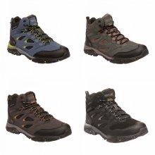 Regatta Mens Holcombe IEP Mid Hiking Boots