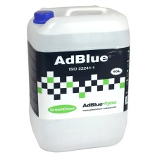 GreenChem AdBlue 10L Cannister With Spout | AdBlue Refill