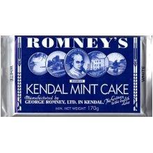 ROMNEYS 170W KENDAL MINT CAKE 170G BAR WHITE