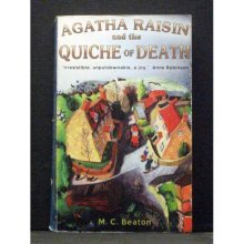 Agatha Raisin and the Quiche of Death  First in series - Used