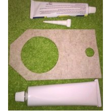 Kenwood Chef Mixer Grease For Gearbox Felt Sealant A901