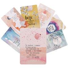 Goddess Guidance Oracle Energy Wisdom Tarot Deck Cards Future Telling Fun Game