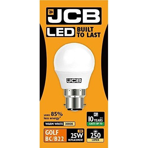 PIFCO LED GLS 3W ES LED E27 /'Screw/' Fitting Cool White Energy Class A