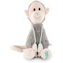 Matchstick Monkey Plush Monkey Teething Toy, Small