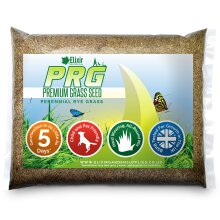 Elixir Gardens | Premium Hard-Wearing Grass Seed 100g-25kg | 3m²-700m²