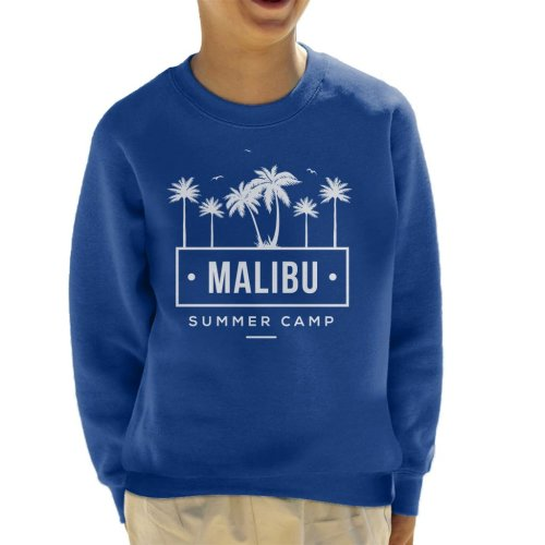 Malibu Summer Camp Kid's Sweatshirt