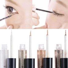 8Color Pencils Eye Liner Makeup Natural Waterproof Shimmer White Gold Silver Make Up Liquid Shining Glitter Eyeliner