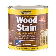Everbuild Woodstain Dark Oak 2.5 Litre