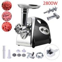 3-In-1 Electric Meat Grinder, Mincer & Sausage Maker - 2800W